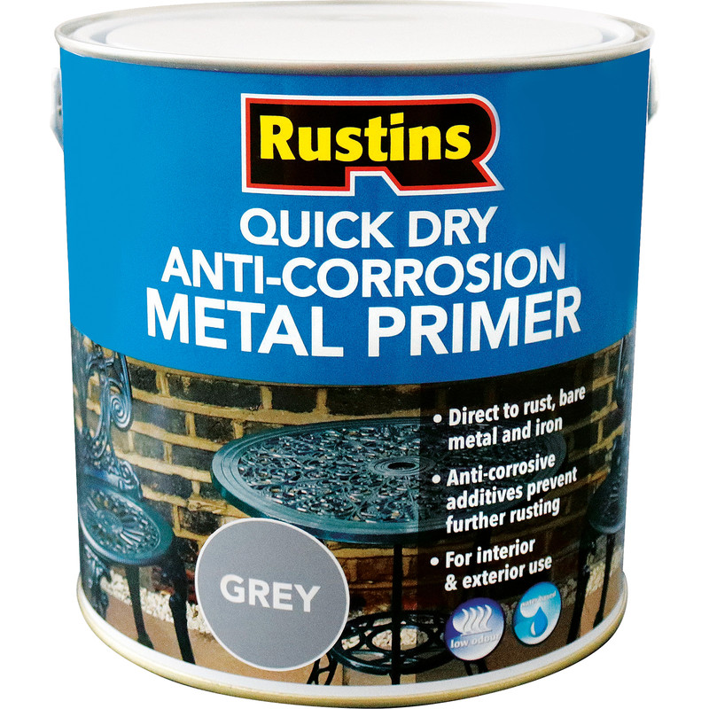 Quick Dry Anti Corrosion Metal Primer