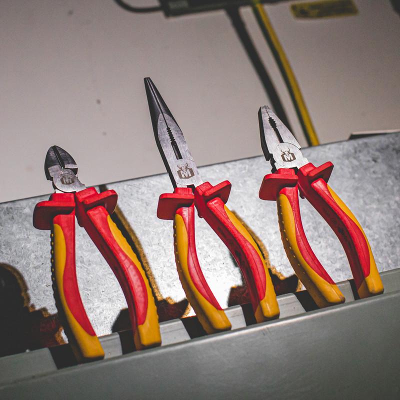 Minotaur VDE Plier Set
