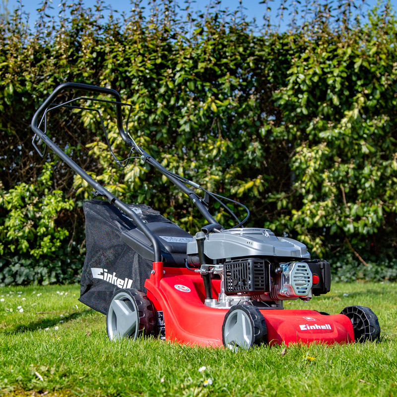 Einhell 99cc 40cm Self Propelled Petrol Lawnmower