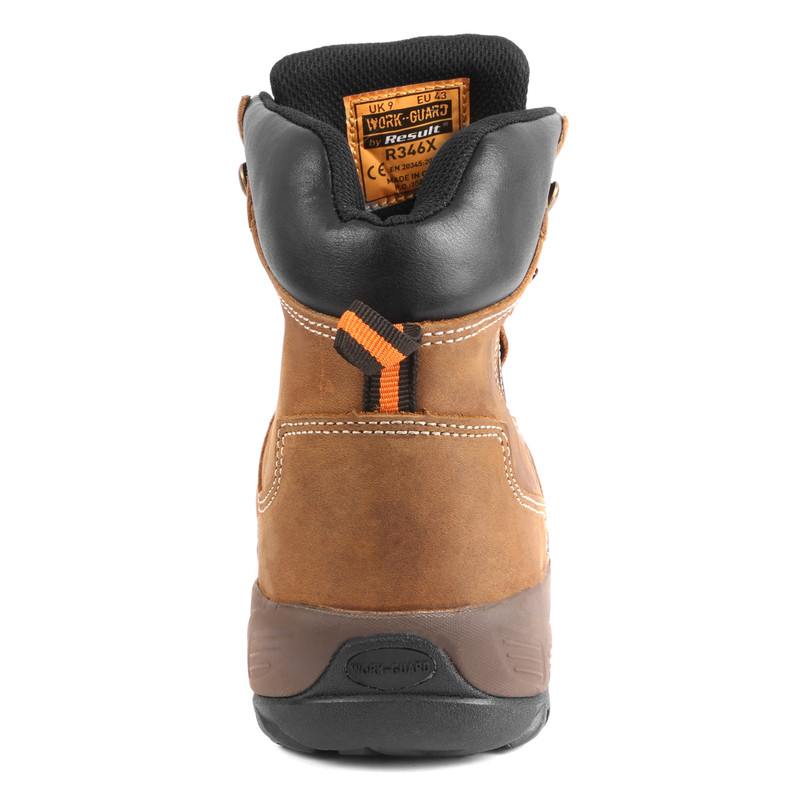 Carrick Safety Boots