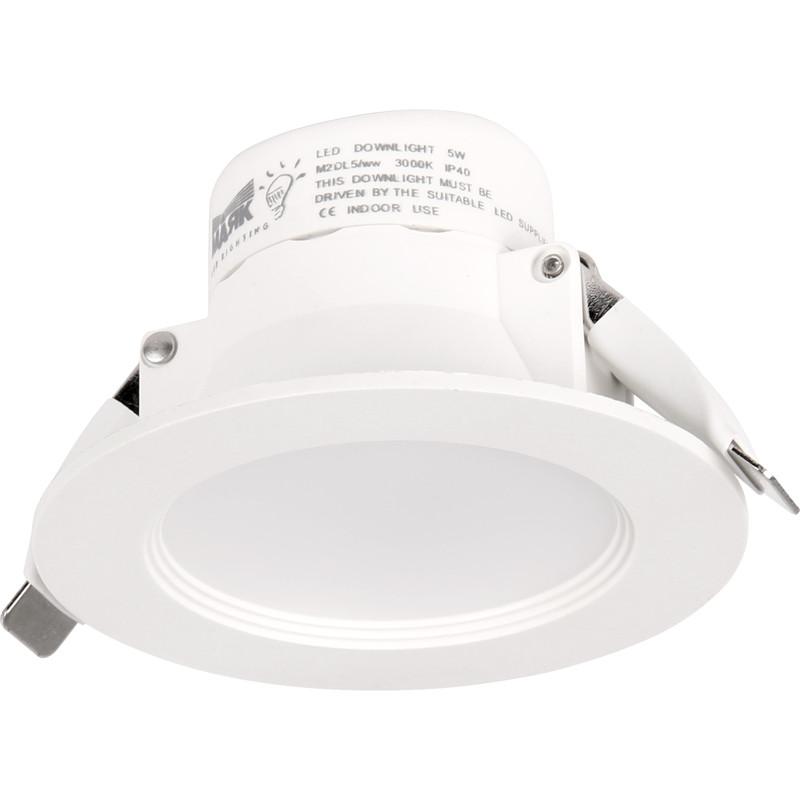 Mark Lighting LED 5W IP40 Fixed Downlight