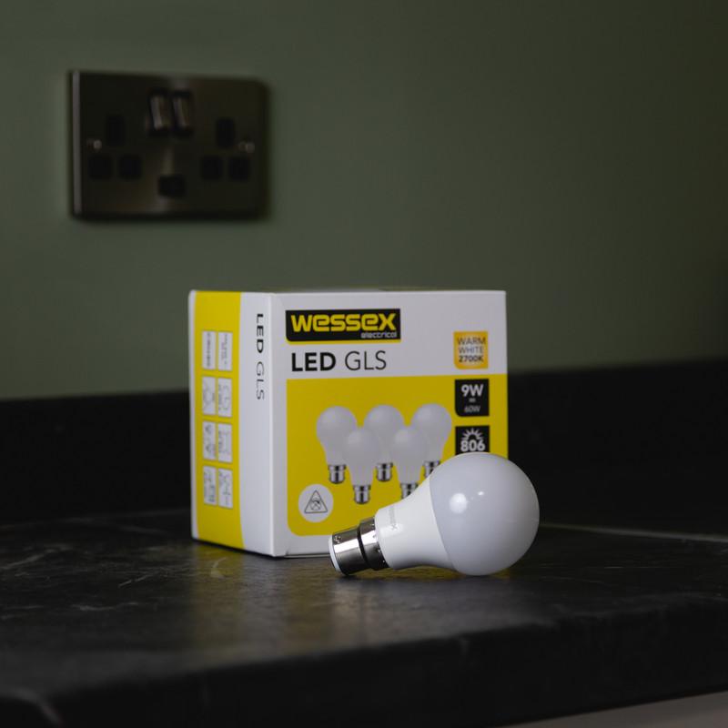 Wessex A60 GLS Bulb