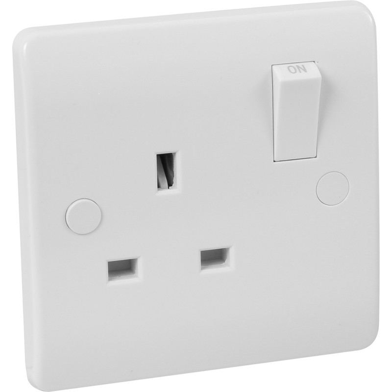 Click Mode DP Switched Socket