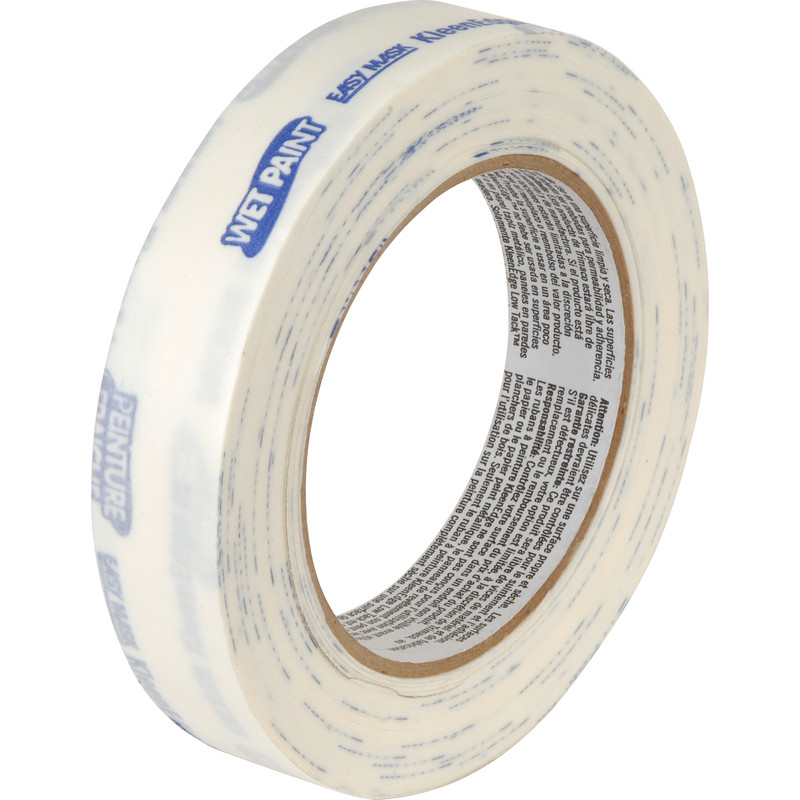 Decorators Masking Tape Kleenedge 60 Day Low Tack Masking Tape 60mm x 60m 2
