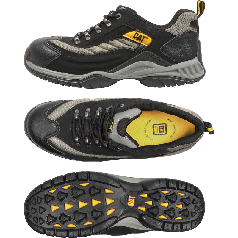 83cc3f42dc7 Caterpillar Moor Safety Trainers Size 9