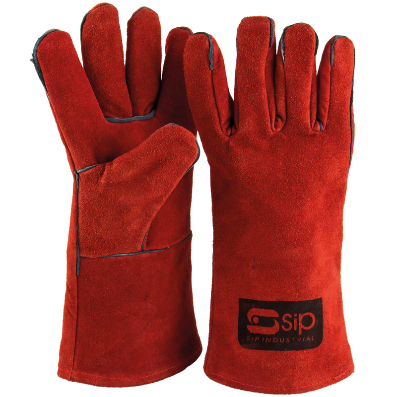 SIP Deluxe Welding Gauntlets