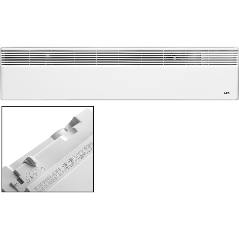 Stiebel Eltron Low Line Panel Heater