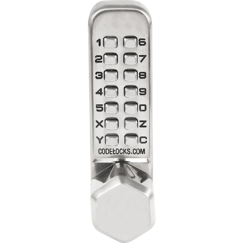 Codelocks CL210 - Mortice Deadbolt