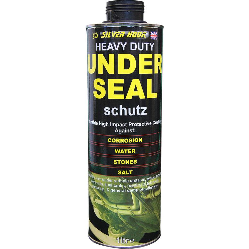 Silverhook Under Seal Spray Schutz