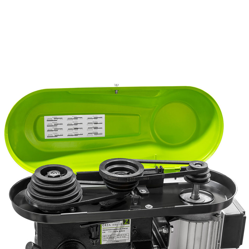 Zipper STB16T 630W 16mm Bench Drill Press 12 Speeds