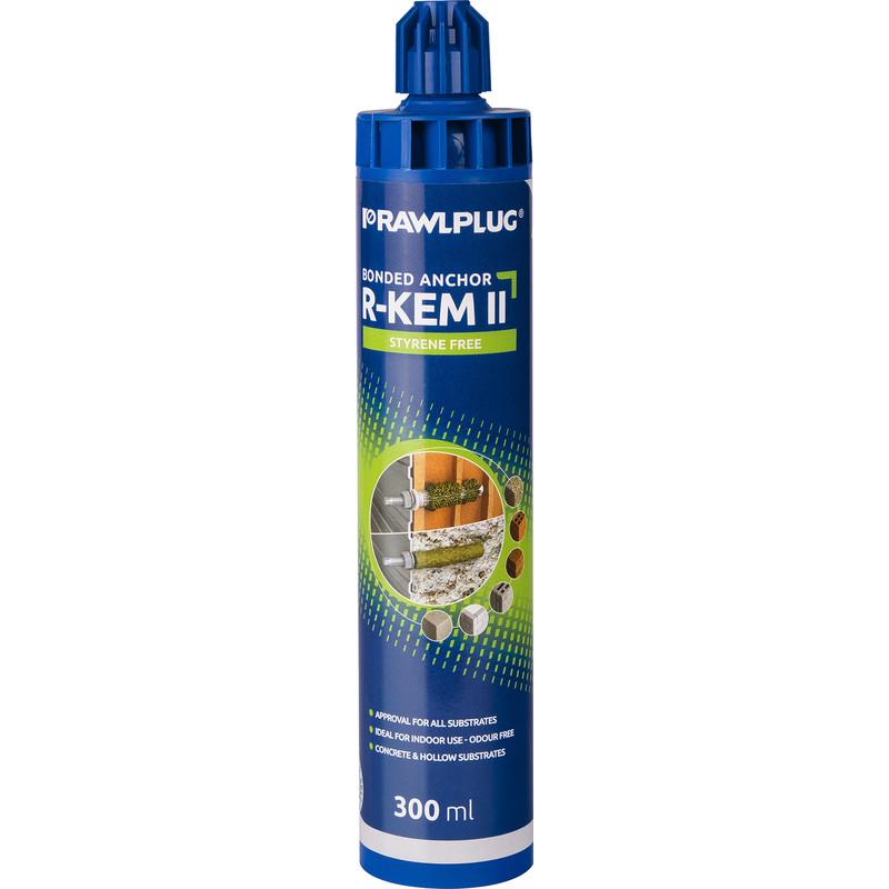 Rawlplug R-KEM-II Polyester Resin