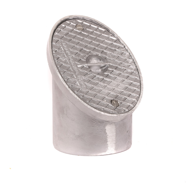 Aluminium Rodding Point 110mm