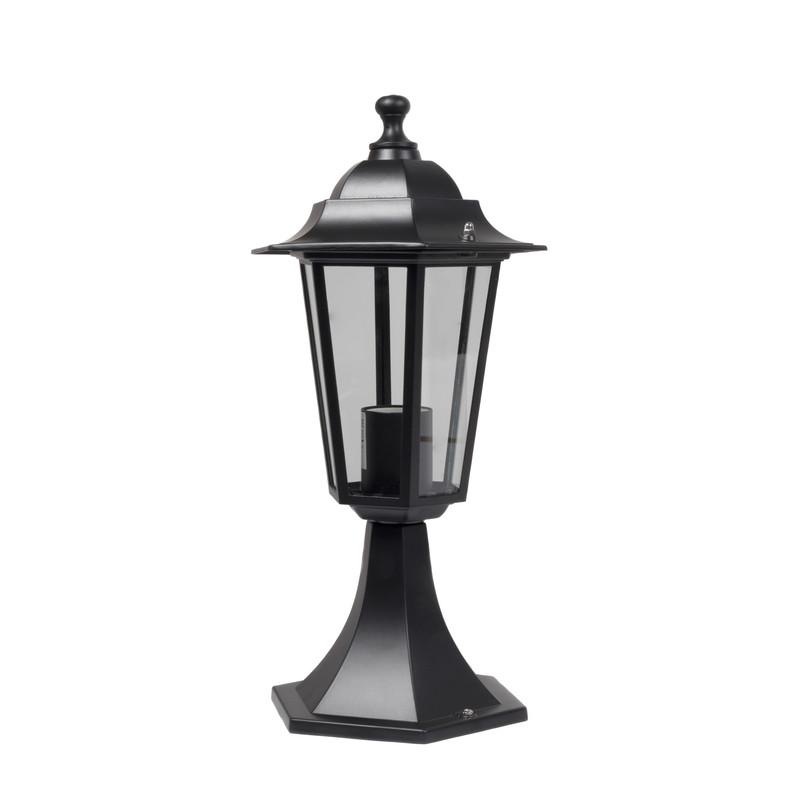 Victorian Style IP33 Pedestal Lantern