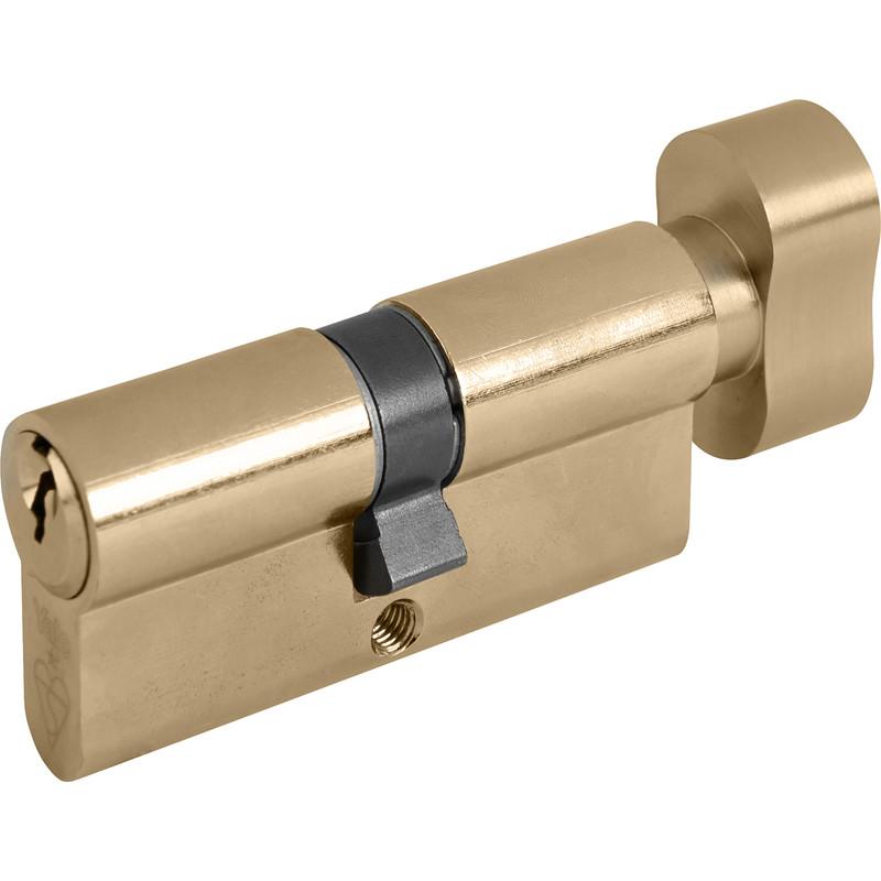 Yale 1 Star 6 Pin Euro Thumbturn Cylinder
