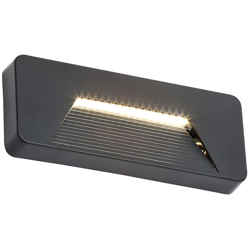 Breez IP65 Rectangular Surface LED Brick Light