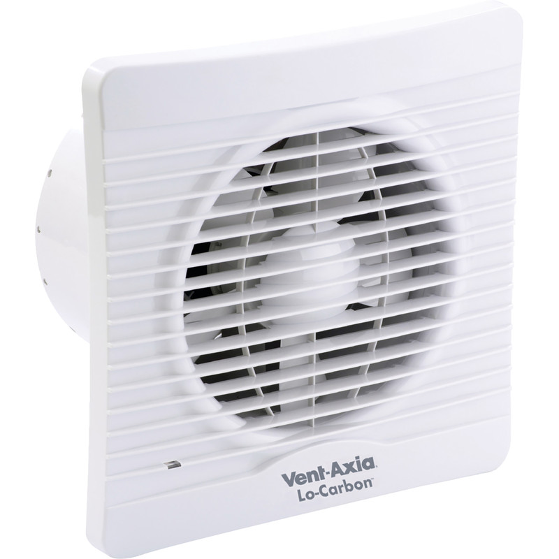 Vent-Axia 150mm Lo-Carbon Silhouette Extractor Fan