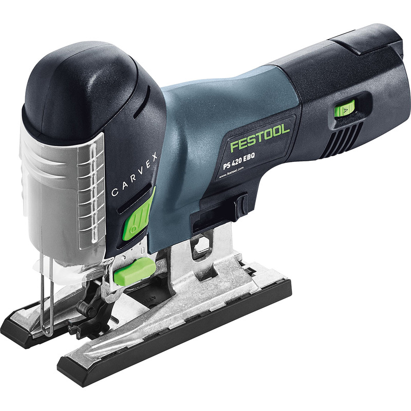 Festool PS 420 EBQ-Plus 400W Pendulum Jigsaw