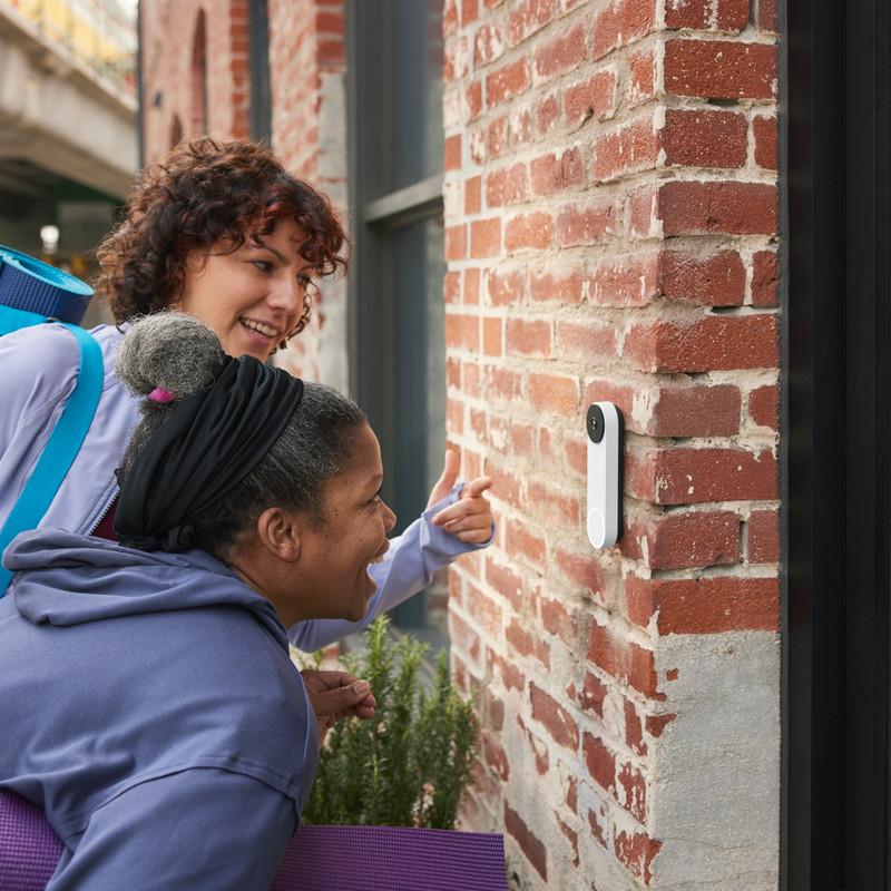 Google Nest Video Doorbell