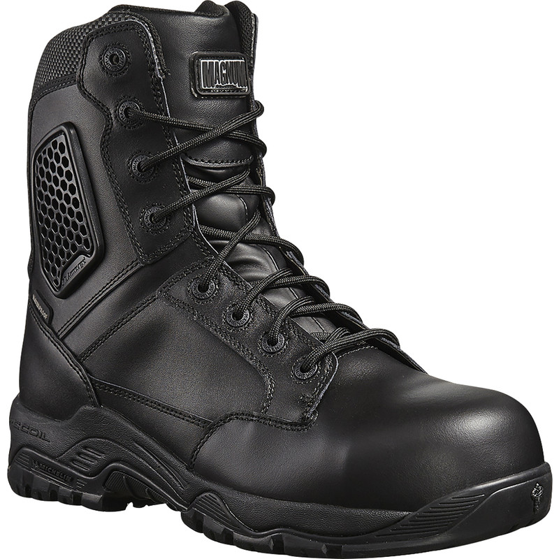 """Magnum Strike Force Waterproof Safety Boots (8"""")"""