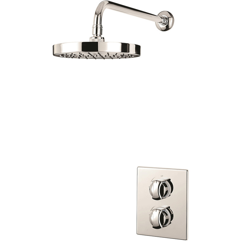 Triton Valona Thermostatic Dual Control Mixer Shower