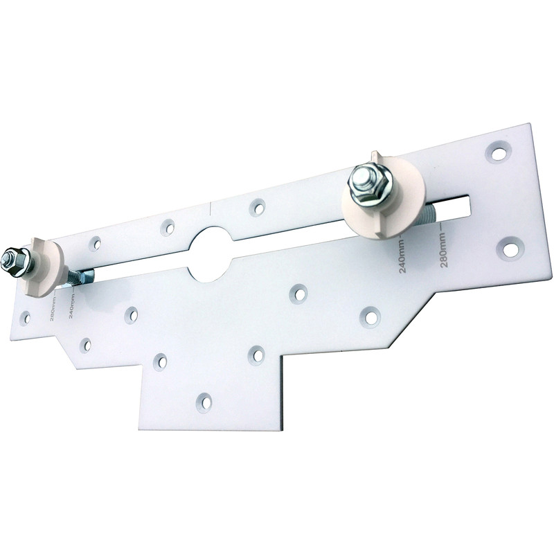 Rawlplug SINKFIX Premium Basin Fixing Kit