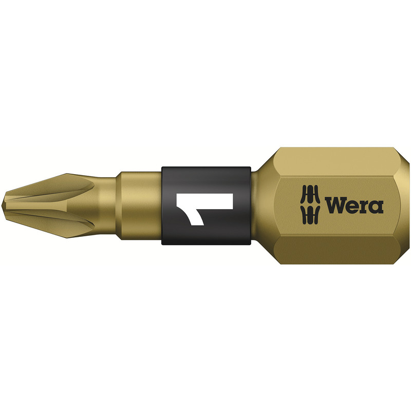 Wera Gold Bi-Torsion Screwdriver Bit