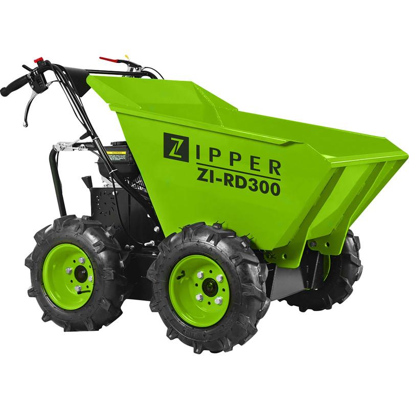 Zipper RD300 6.5HP Petrol Mini Dumper Truck