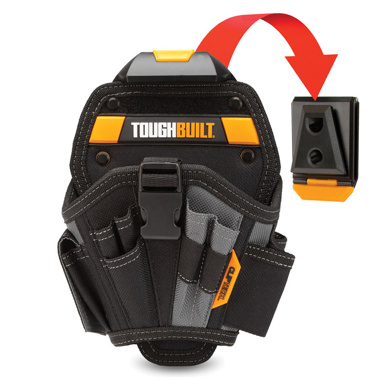 ToughBuilt Large Drill Holster