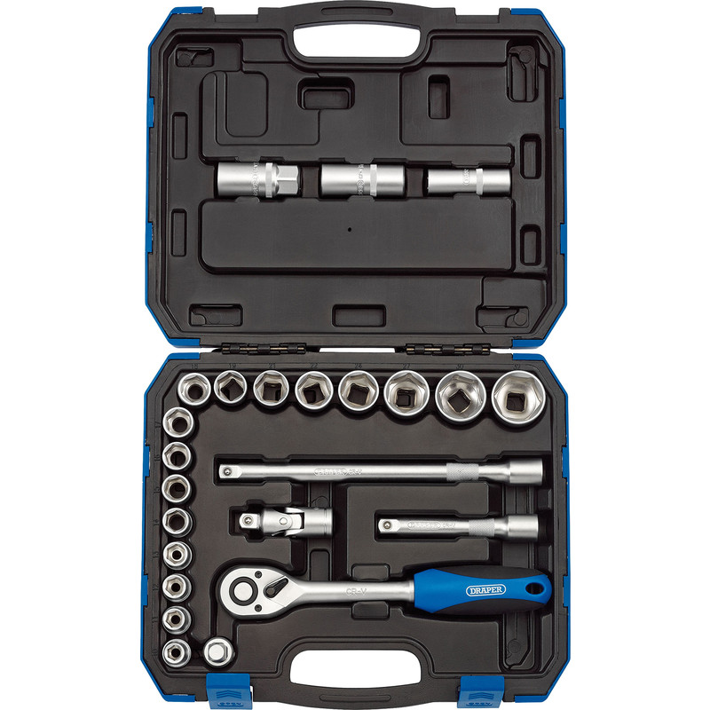 Draper 1/2 Inch Socket Set