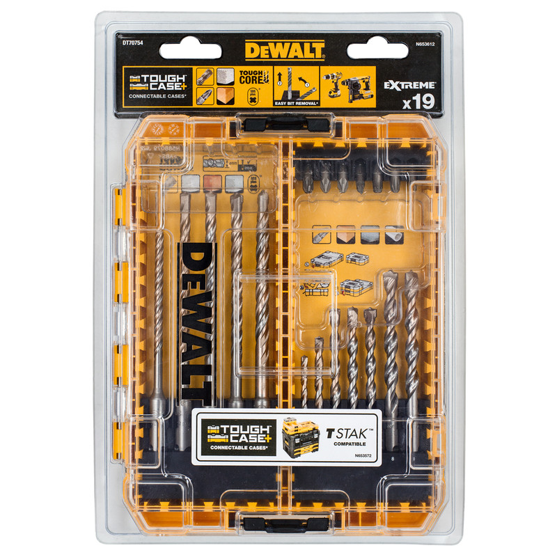 DeWalt SDS Plus Drill Driver Set