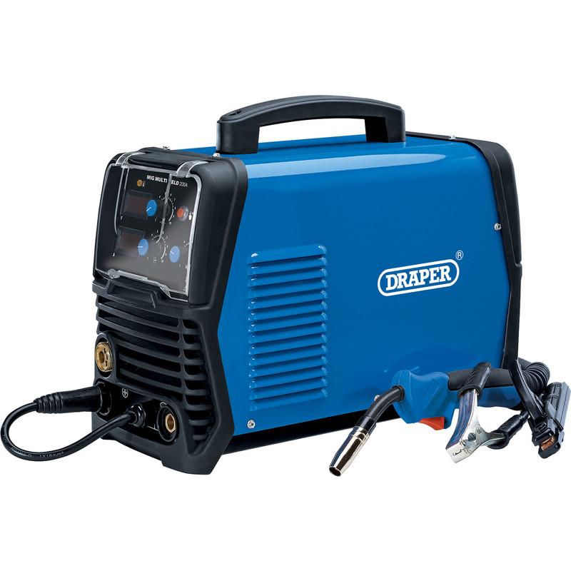 Draper 200A MIG Inverter Welder