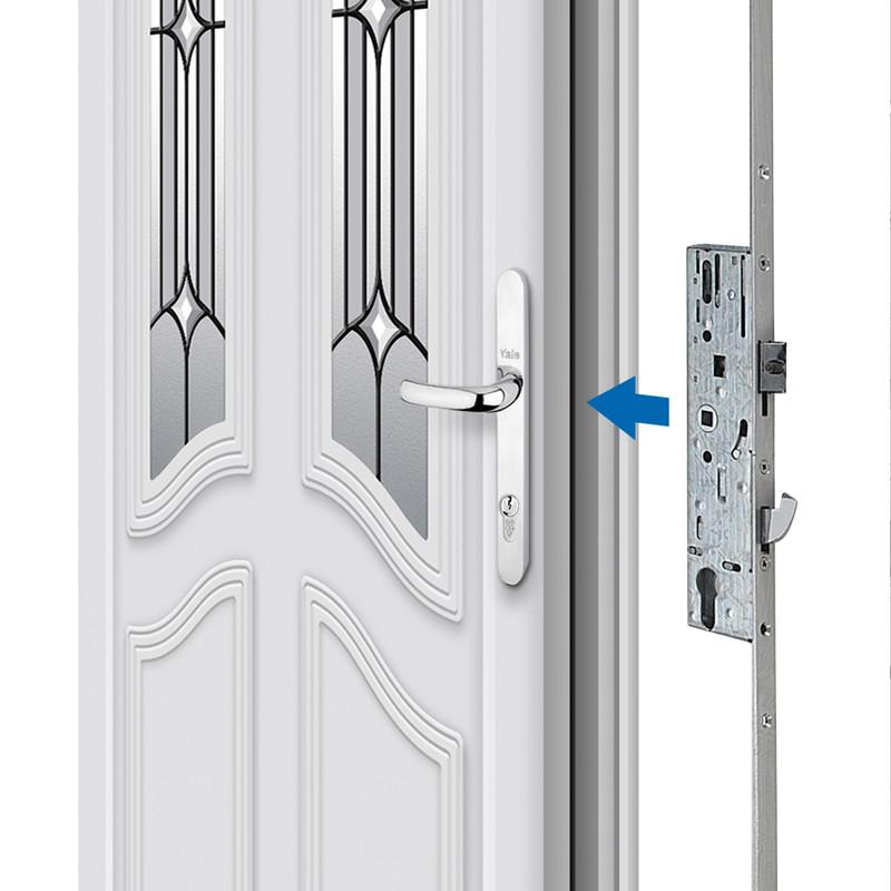 Yale Doormaster PVCu Replacement Lock