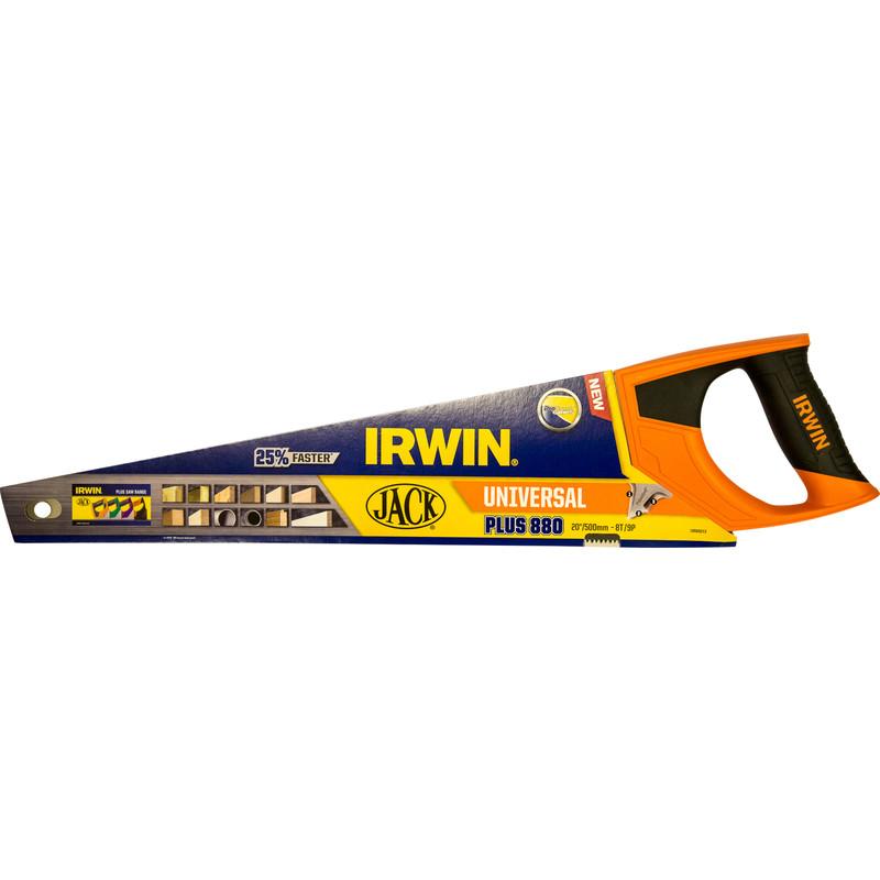 "Each 14/"" NEW Irwin Jack 880 Plus Universal Handsaw 350mm"