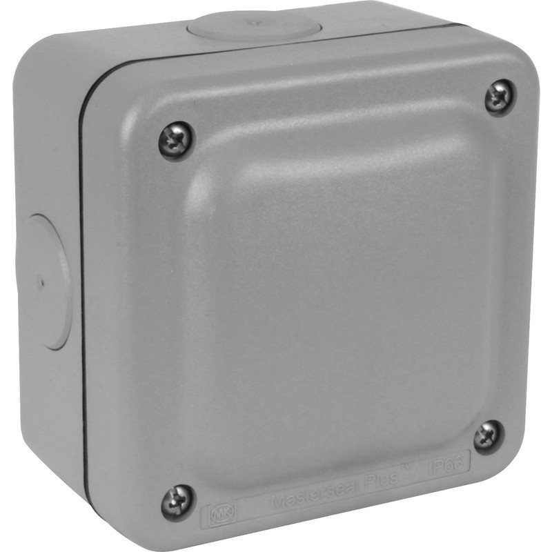 MK IP66 Masterseal Junction Box
