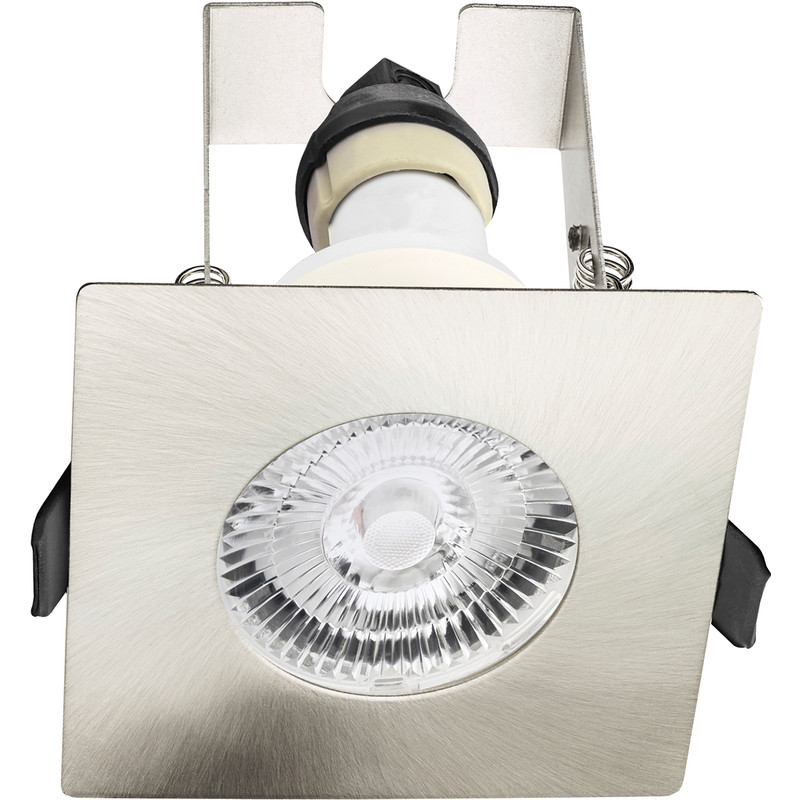 Integral LED Square Evofire IP65 Fire Rated Downlight