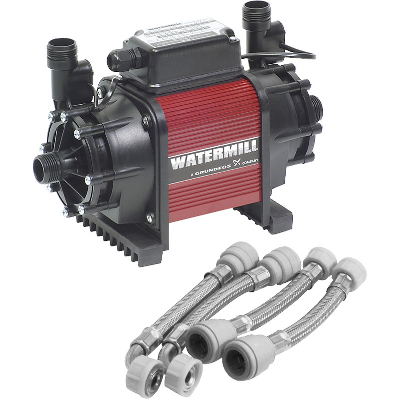 Wasp Twin Shower Pump