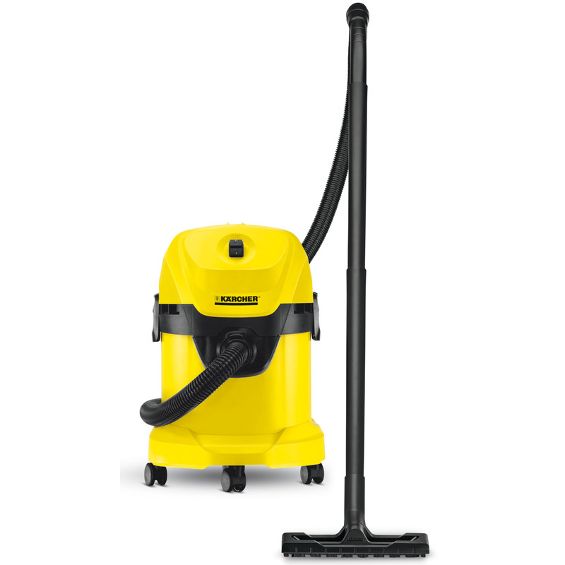 Karcher WD 3 17L Wet & Dry Vacuum Cleaner