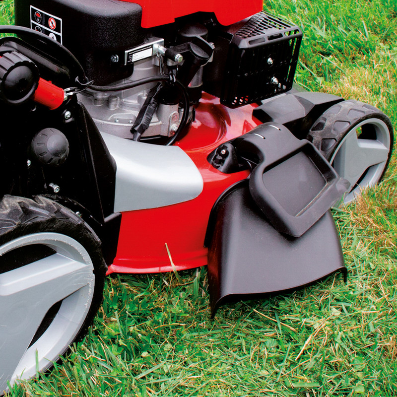 Einhell 139cc 48cm Self Propelled Petrol Lawnmower with Power X-Change Electric Start