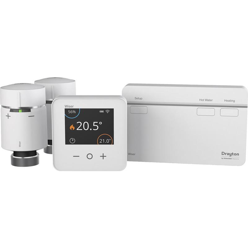 Drayton Wiser Smart Multi-zone Kit