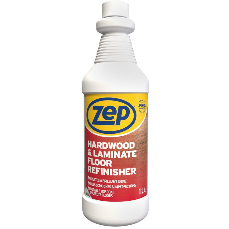 Zep Commercial Hardwood and Laminate Floor Refinisher