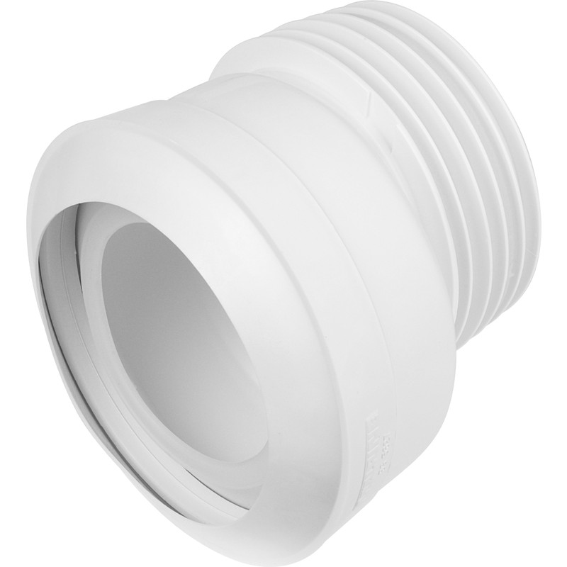 McAlpine Macfit WC Offset Connector