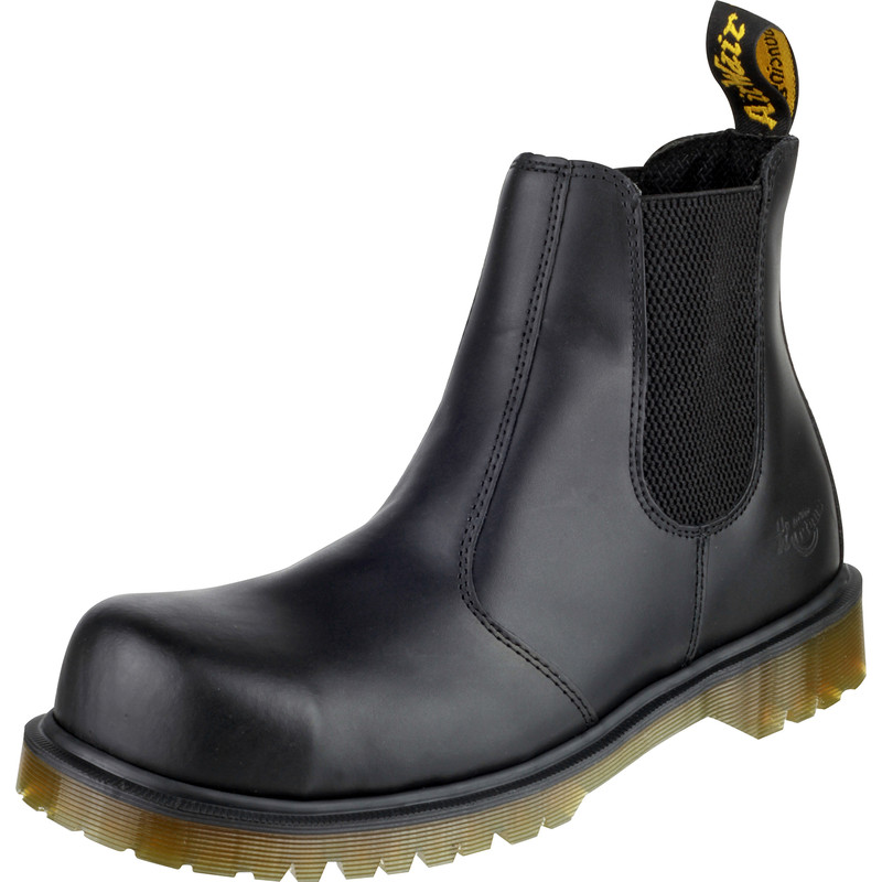 good quality discount for sale cozy fresh Dr Martens FS27 Icon Dealer Safety Boots Size 9