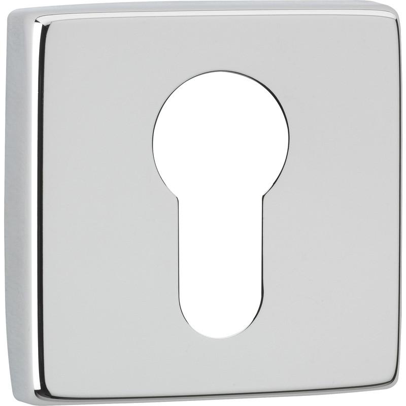 Urfic Square Chrome Escutcheon