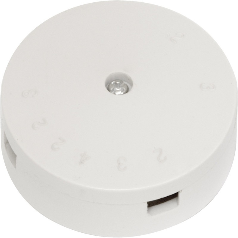 Axiom Lighting Junction Box 20a 4t Small White