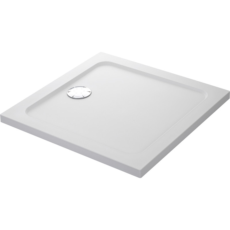Mira Flight Safe Square Shower Tray