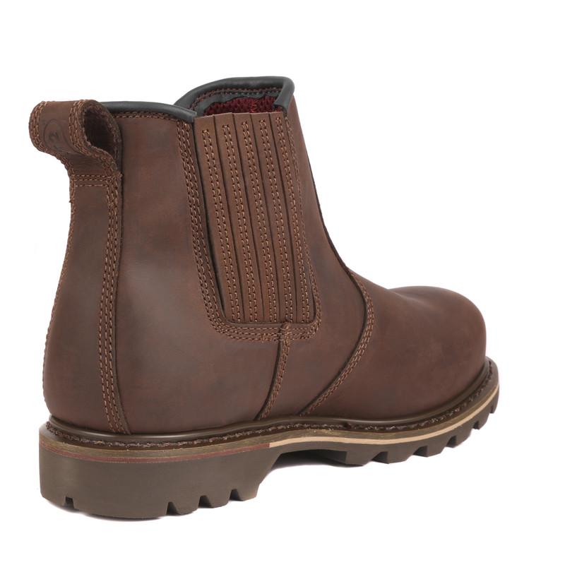 V1231 Rawhide Brown Dealer Boot