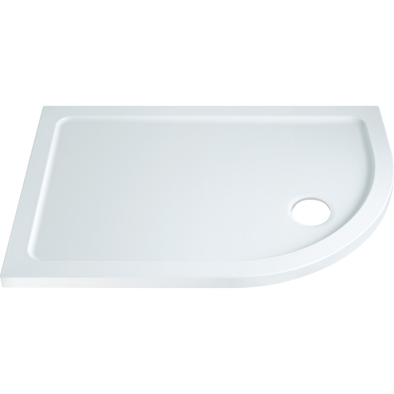 Resinlite Low Profile Quadrant Shower Tray