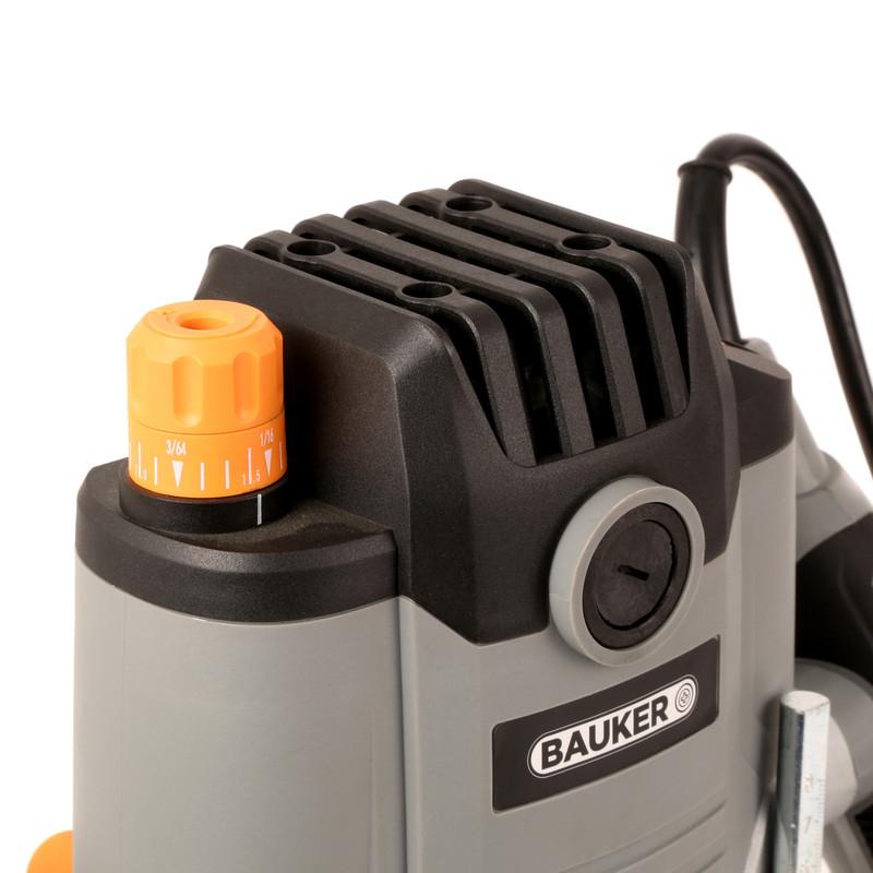 """Bauker 2100W 1/4"""" & 1/2"""" Router"""
