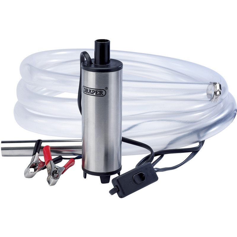 Draper Diesel Fuel & Water Transfer Pump