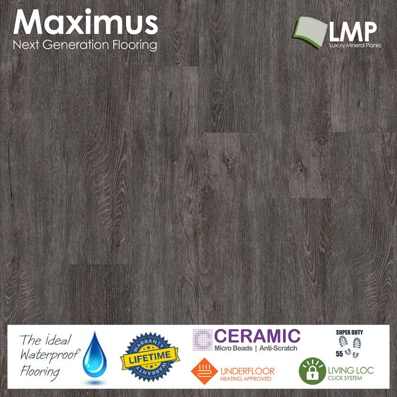 Maximus Provectus Rigid Core Flooring - Roma